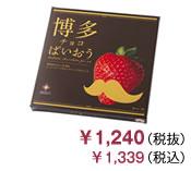 博多チョコぱいおう(16枚入り)